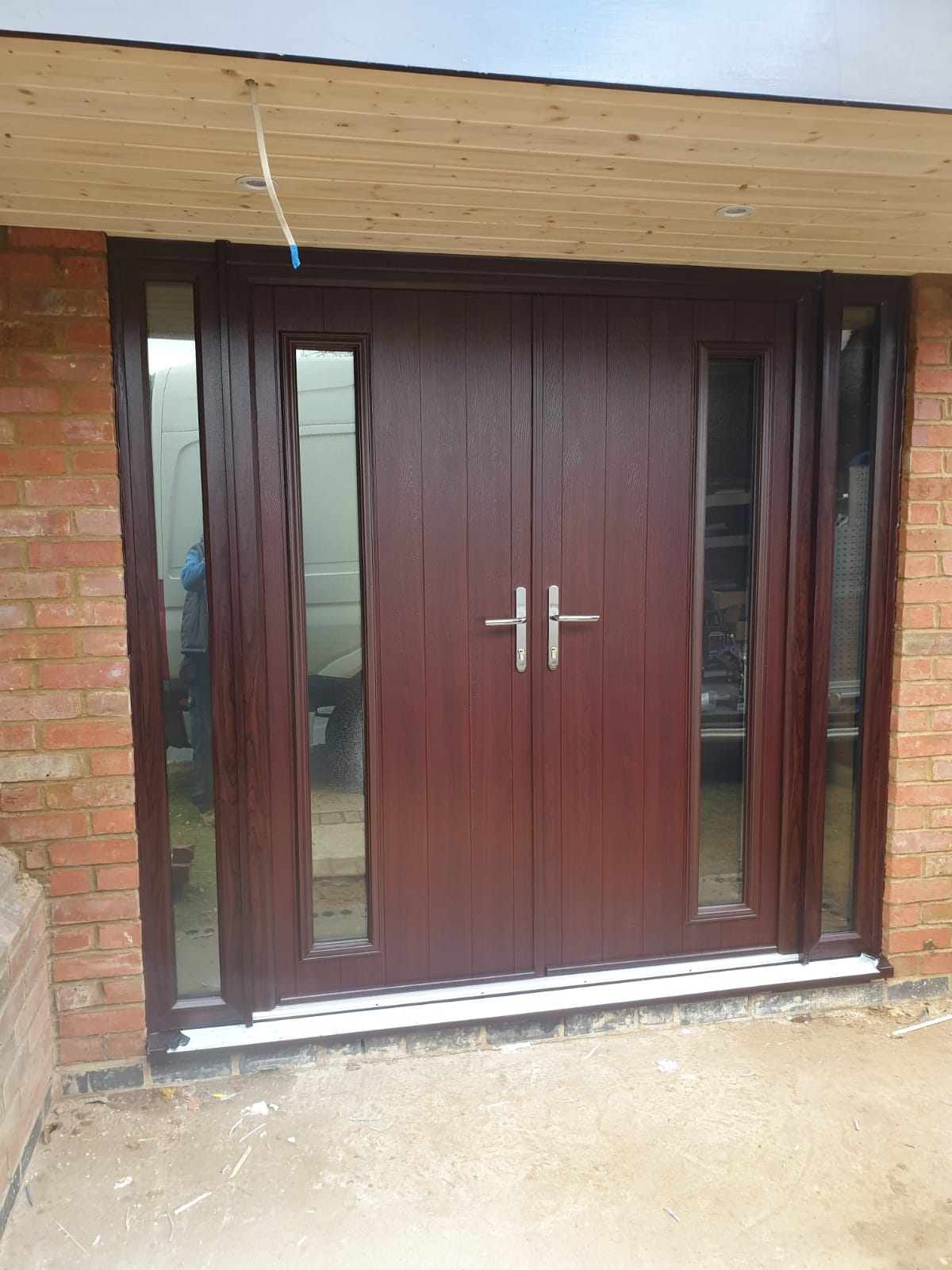 windows and doors in Herts, Beds and Bucks areas